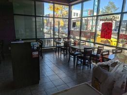 Szechuan Spice, An empty restaurant