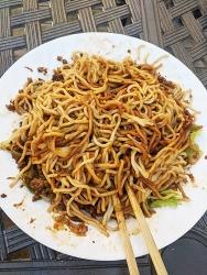 Szechuan Spice, Dan Dan Noodles, mixed