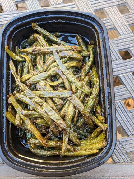 Szechuan Spice, Szechuan Green Beans