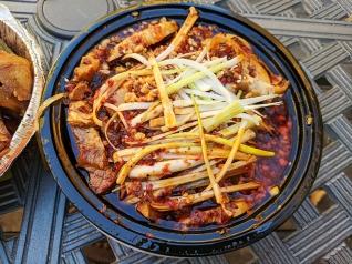 Szechuan Spice, Szechuan Spice Cold Chicken