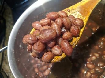 Beans, ready