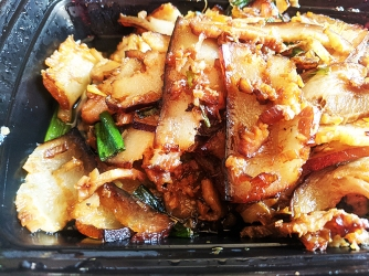 Grand Szechuan, Chinese Bacon