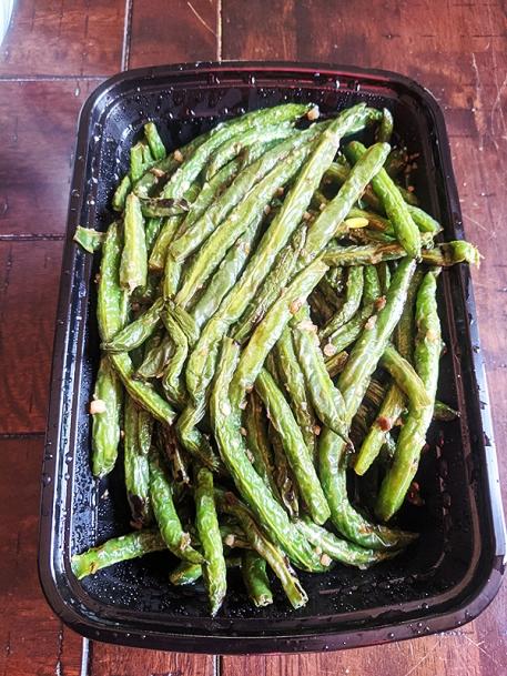 Grand Szechuan, Green Beans