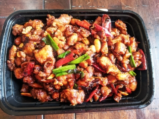 Grand Szechuan, Kung Pao Chicken