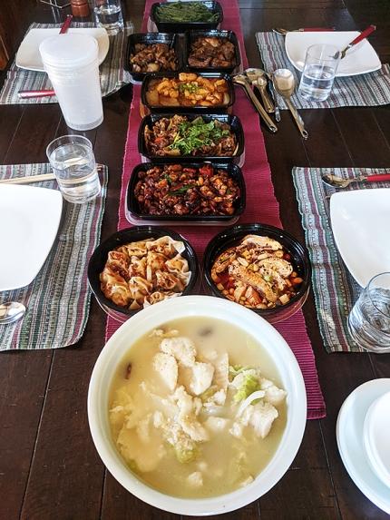Grand Szechuan, Ready to eat
