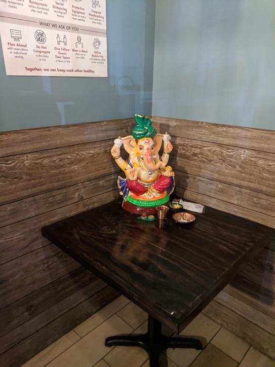 Kumar's, Ganesh