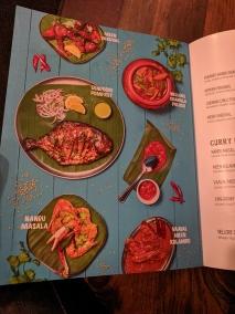 Kumar's, Menu 5