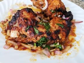 Kumar's, Tandoori Chicken, Leg-Thigh