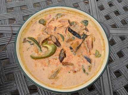 On's Kitchen, Panang Curry
