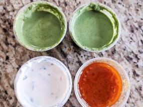 Bawarchi, Condiments