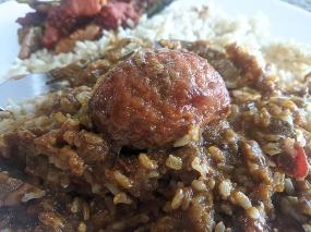 Bawarchi, Crisply fried egg