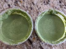 Bawarchi, Green chutney