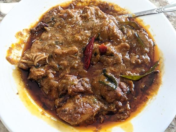 Bawarchi, Karaikudi Chicken