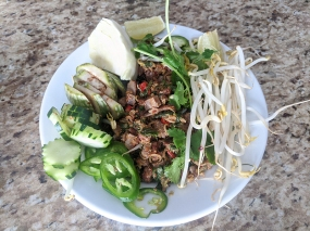 Cheng Heng, #12 Larb, plated