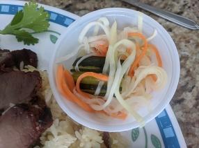 Cheng Heng, Pickled veg