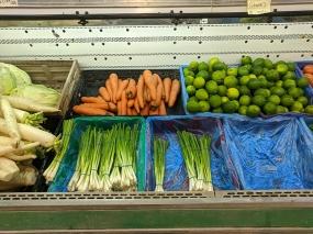 Saigon Asian Food Market, Assorted Veg