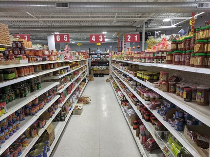 Saigon Asian Food Market, Canned Goods and Sauces