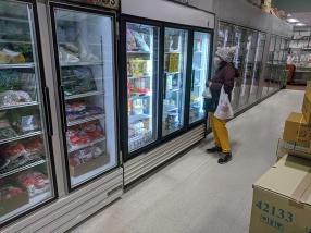 Saigon Asian Food Market, Even More Frozen Foods