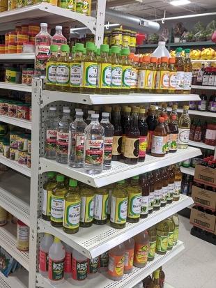 Saigon Asian Food Market, Vinegar