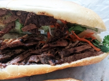 Saigon Deli, Banh Mi, Grilled Pork, interior