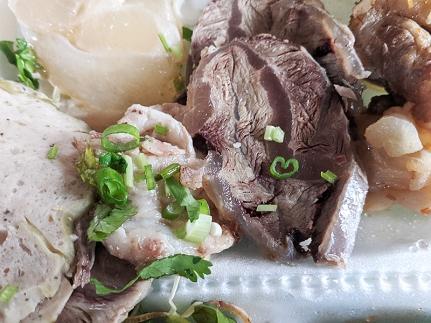 Saigon Deli, Bun Bo Hue, more meat