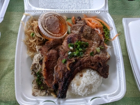 Saigon Deli, House Rice Platter