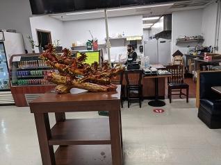 Saigon Deli, Interior, looking in