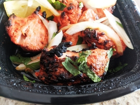 Indian Masala 2, Boneless Chicken Tikka, close-up