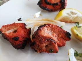 Indian Masala 2, Boneless Chicken Tikka, reheated
