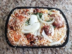 Indian Masala 2, Chicken Biryani