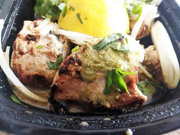 Indian Masala 2, Chicken Malai Kabab, close-up