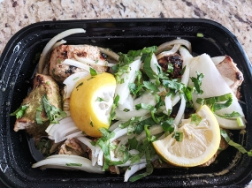 Indian Masala 2, Chicken Malai Kabab