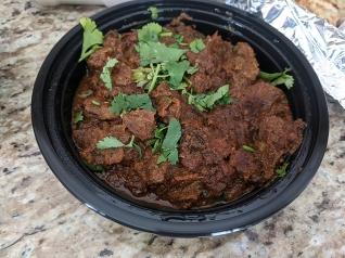 Kabob's, Mutton Pepper Fry