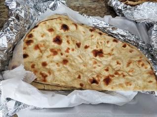 Kabob's, Tandoori roti