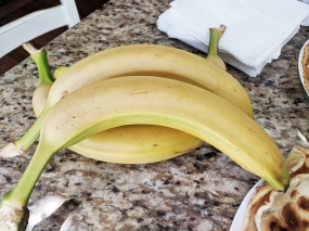 Nawal, Bananas