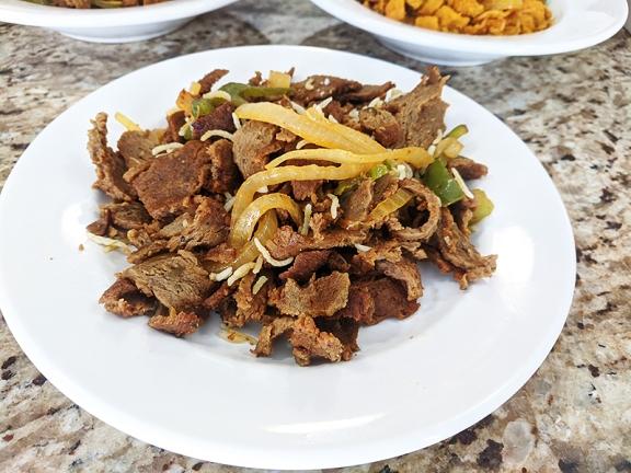 Nawal, Gyro meat