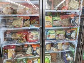 Spice Bazaar, Frozen breads