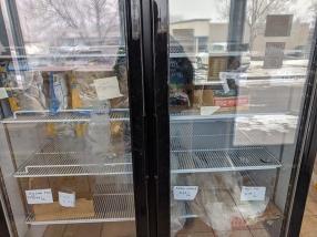 Spice Bazaar, Frozen fish