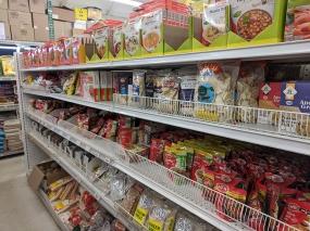 Spice Bazaar, Masala pastes, haleem wheat etc