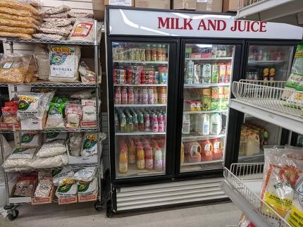 Spice Bazaar, Milk and juice