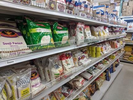 Spice Bazaar, More flour