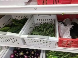 Spice Bazaar, More veg