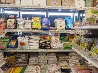 Spice Bazaar, Rice