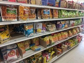 Spice Bazaar, Snacks