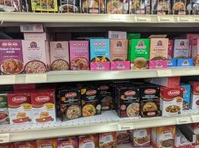 Spice Bazaar, So many masala mixes