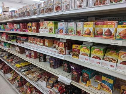 Spice Bazaar, Various masala mixes
