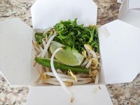 Bangkok Thai Deli, Boat Noodles, toppings