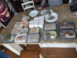 Bangkok Thai Deli, Lunch