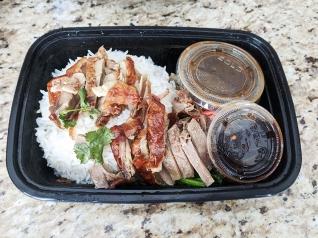 Bangkok Thai Deli, Roast Duck Over Rice