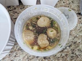 Bangkok Thai Deli, Soup